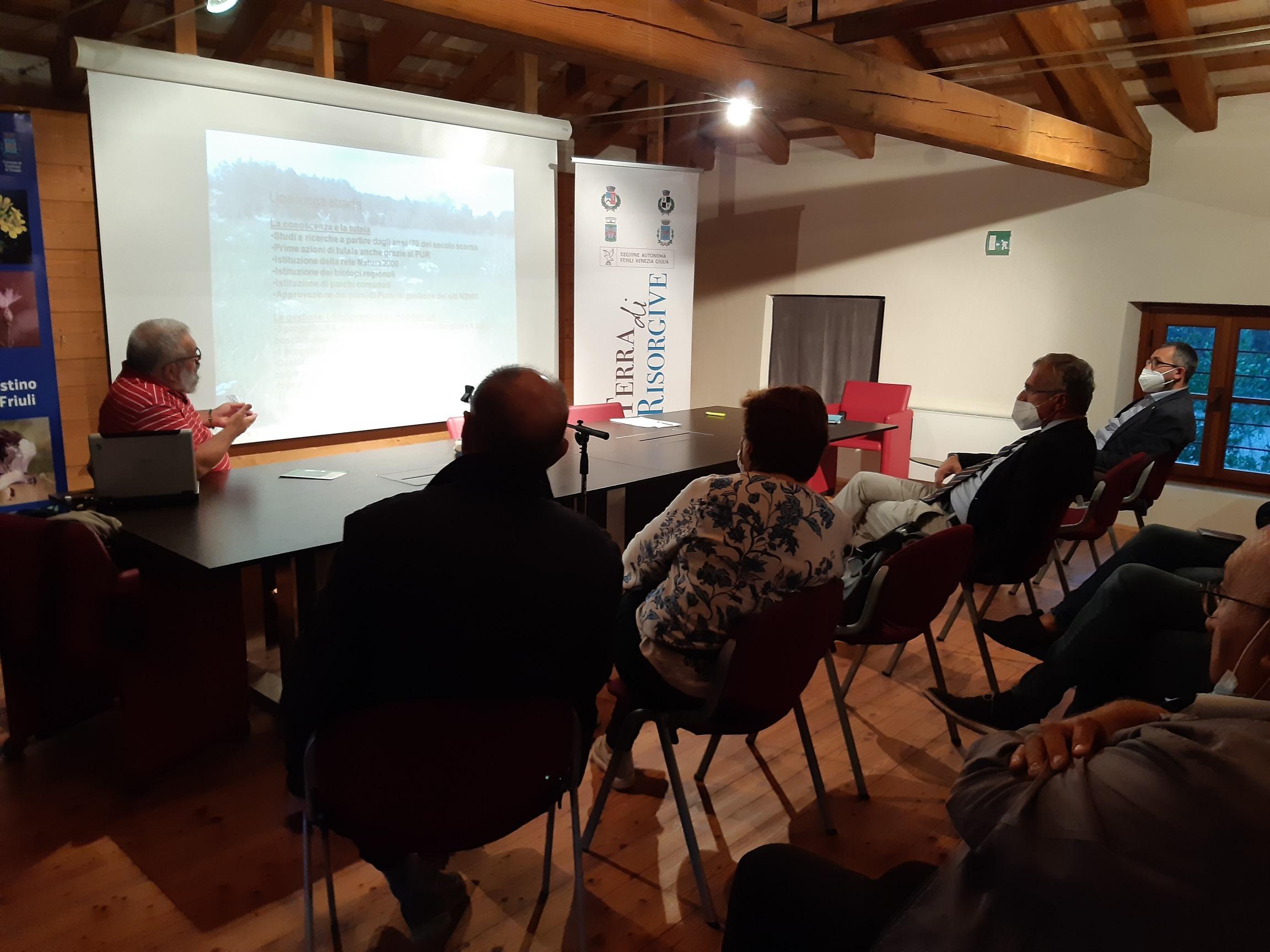 Ambiente: presidenza Cr, gestione biotopi Flambro-Virco torni a Comuni